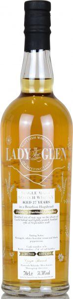 Bruichladdich 27 Jahre 1991/2018 Lady of the Glen 51,3% vol.