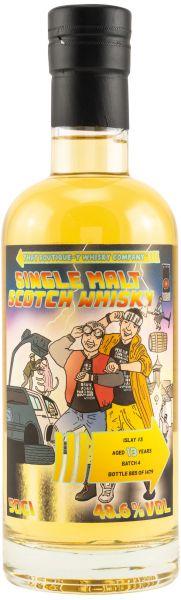 Islay 13 Jahre Batch #3 That Boutique-y Whisky Company 48,6% vol.