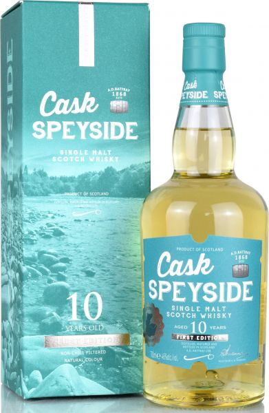 Cask Speyside 10 Jahre