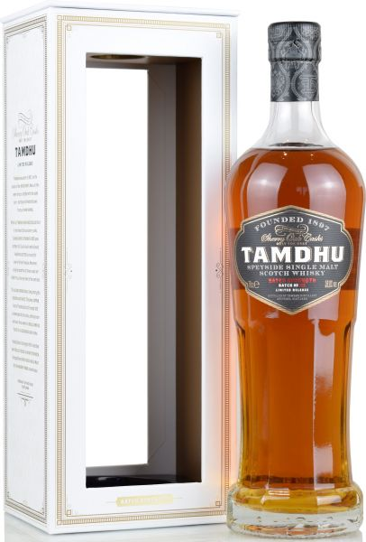 Tamdhu Batch Strength Batch #005 59,8% vol.