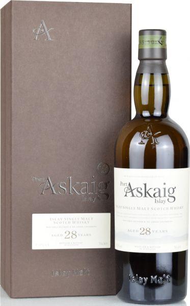Port Askaig 28 Jahre 45,8% vol.