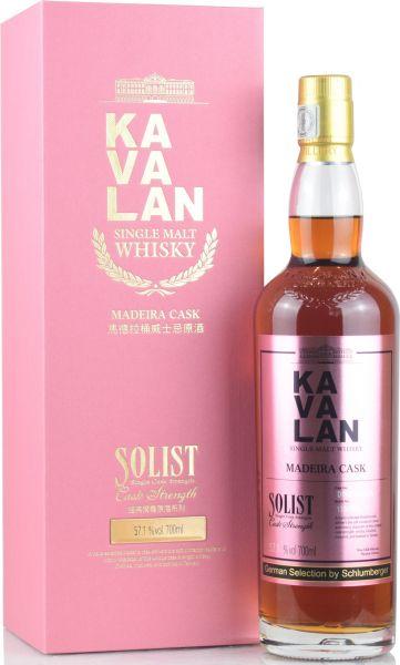 Kavalan 2015/2020 Solist Madeira Cask for germany 57,1% vol.