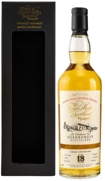 Glenburgie 18 Jahre 1998/2017 The Single Malts of Scotland 59,8% vol.