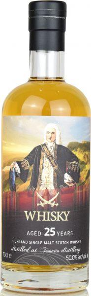 Tomatin 25 Jahre 1994/2018 Sansibar Whisky The Clans Label 50,0% vol.