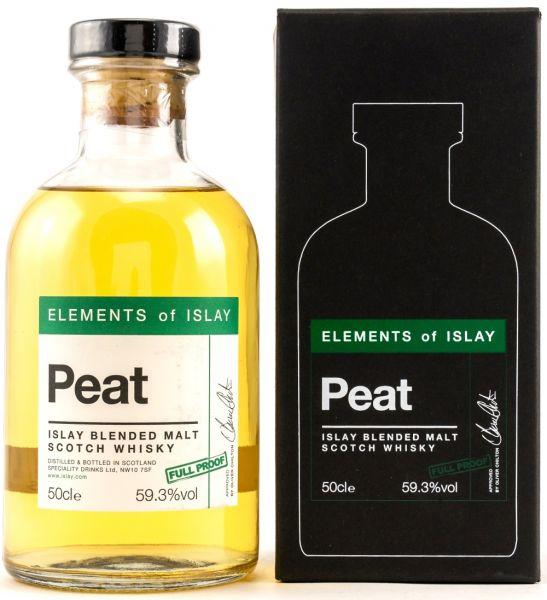 Peat Elements of Islay 59,3% vol.