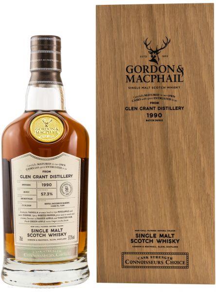 Glen Grant 30 Jahre 1990/2020 Gordon & MacPhail 57,3% vol.