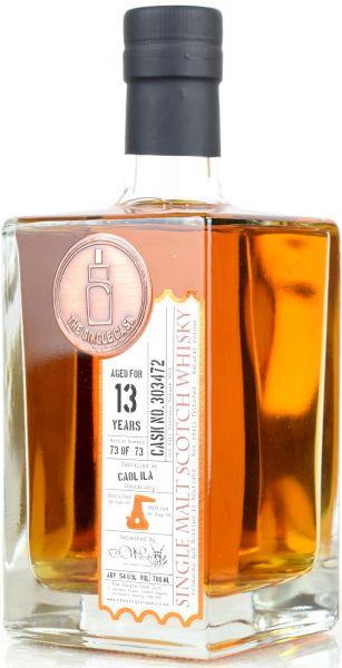 Caol Ila 13 Jahre 2007/2020 Oloroso Sherry Cask The Single Cask for deinwhisky.de 54,6% vol.