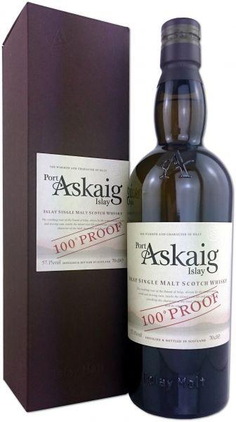 Port Askaig 100° Proof Cask Strength