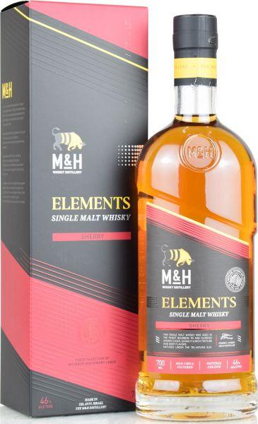 Milk & Honey Elements Sherry Cask 46% vol.