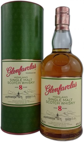 Glenfarclas 8 Jahre