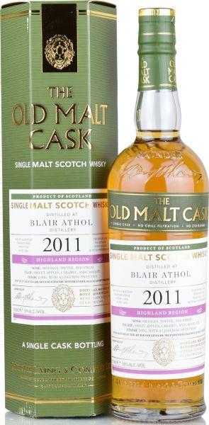 Blair Athol 9 Jahre 2011/2020 Wine Cask Hunter Laing Old Malt Cask 50% vol.