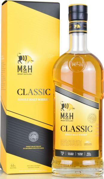Milk & Honey Classic Single Malt Whisky 46% vol.