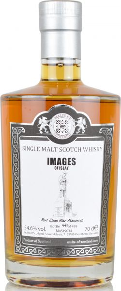 Images of Islay Port Ellen War Memorial Sherry Cask Malts of Scotland 54,6% vol.