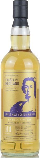 Inchgower 2009/2020 Calvados Finish Idols of Scotland 46,5% vol.