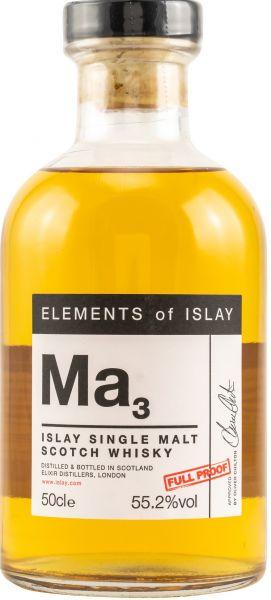 Magadale (Bunnahabhain) Ma3 2004/2019 Elements of Islay 55,2% vol.