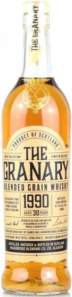 The Granary 30 Jahre 1990/2021 The Grainman 47,3% vol.