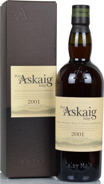 Port Askaig 16 Jahre 2001/2018 Single Cask Sherry Butt #1249 55,3 % vol.