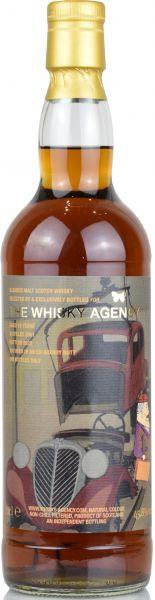 Blended Malt 18 Jahre 2001/2020 Sherry Cask The Whisky Agency 45,8% vol.