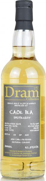 Caol Ila 8 Jahre 2011/2020 C&S Dram Collection #316418 61,3% vol.