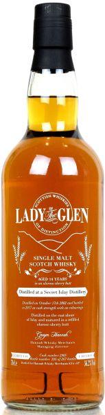 Secret Islay 14 Jahre 1992/2017 Lady of the Glen
