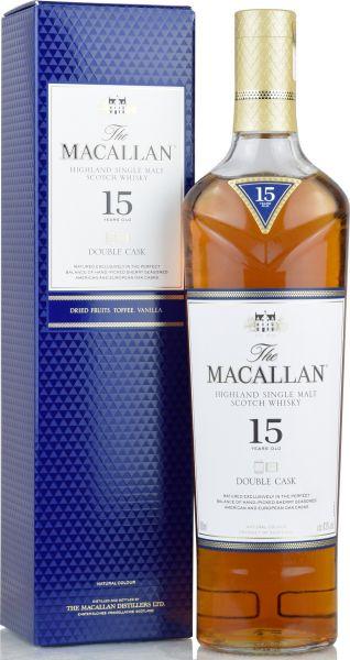 Macallan 15 Jahre Double Cask