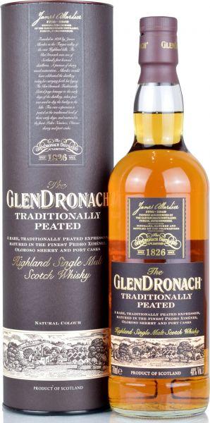 Glendronach Traditionally Peated 48% vol.