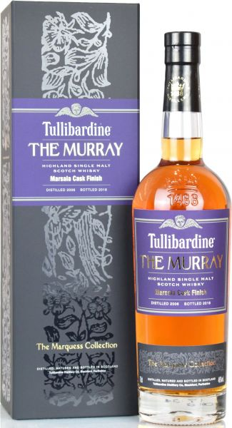 """Tullibardine """"The Murray"""" 2006/2018 Marsala Cask Finish"""