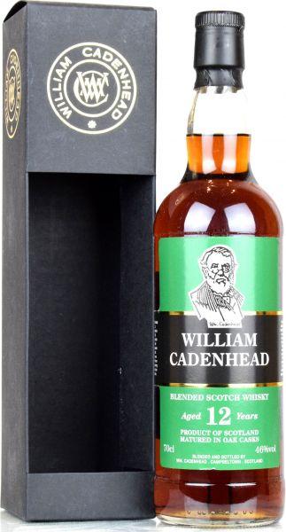 William Cadenhead 12 Jahre Blend Batch #7