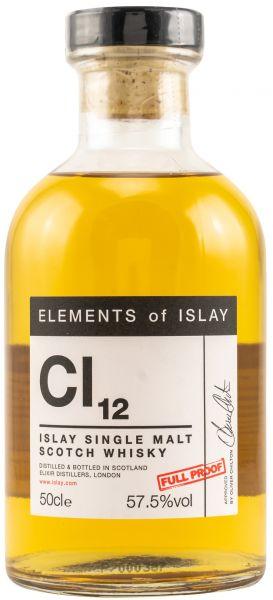 Caol Ila CI12 2011/2019 Elements of Islay 57,5% vol.