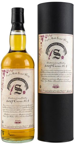 Ledaig 2007/2020 Signatory Vintage Cuvée Series #4 Sherry/Bordeaux 60,4% vol.