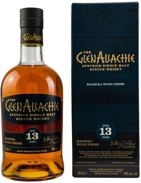 Glenallachie 13 Jahre Madeira Wood Finish Batch #3 2021 48,0% vol.