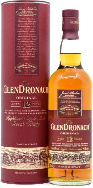 Glendronach 12 Jahre Original