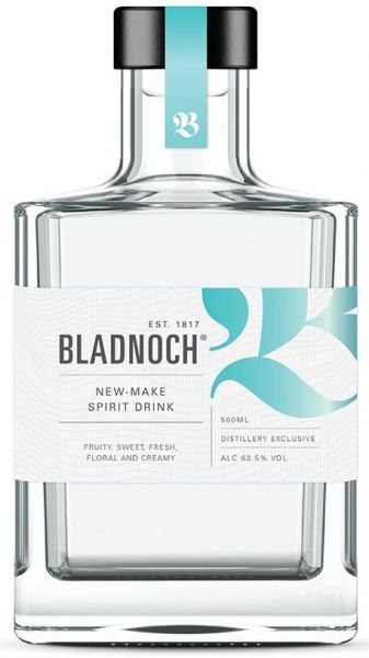 Bladnoch New Make Spirit 63,5% vol.