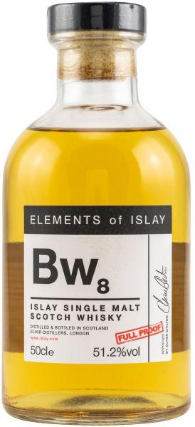Bowmore Bw8 2003/2020 Elements of Islay 51,2% vol.