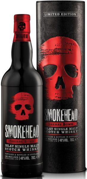 Smokehead Sherry Bomb 48% vol. Batch #2