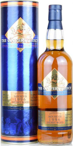 Ben Nevis 17 Jahre 1996/2014 Sherry Cask #1472 Cooper's Choice