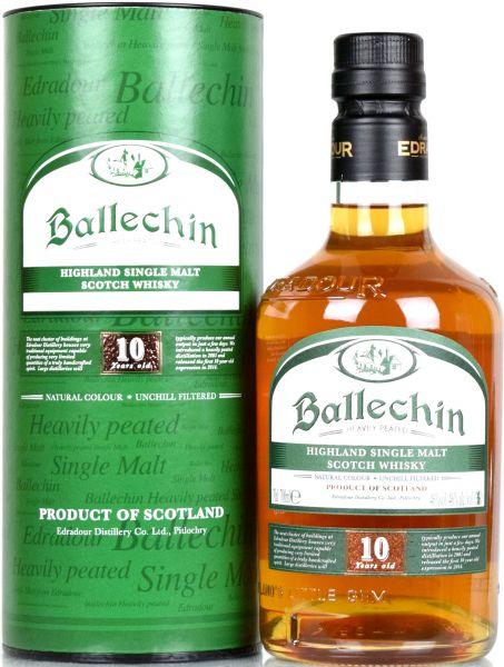 Ballechin 10 Jahre