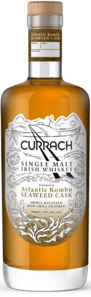 Currach Kombu Seaweed Cask Finish 46% vol.