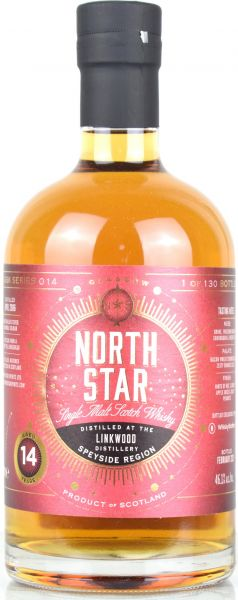 Linkwood 14 Jahre 2006/2021 North Star Spirits for Whiskybrothers 46,1% vol.