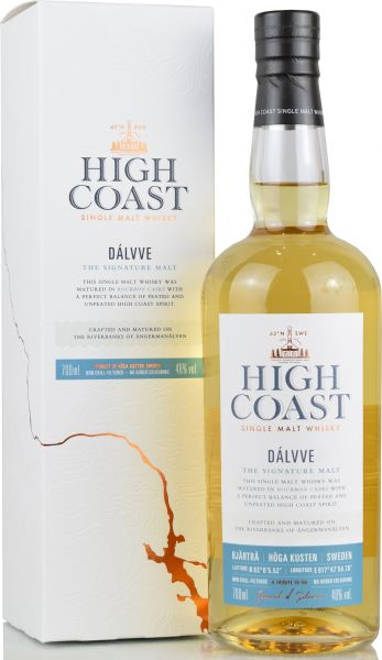 High Coast Dálvve 46% vol.