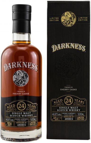 Ardbeg 24 Jahre PX Sherry Finish Darkness! 46,8% vol.