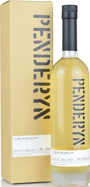 Penderyn 2015/2020 Jamaica White Rum Cask 50% vol.