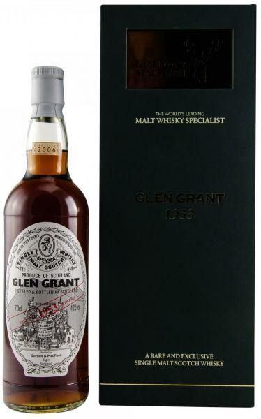 Glen Grant 52 Jahre 1953/2006 Gordon & MacPhail #2600 + 3597