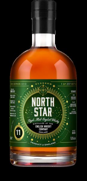 English Whisky 12 Jahre 2007/2019 Sauternes Cask North Star Spirits #010 51,8% vol.