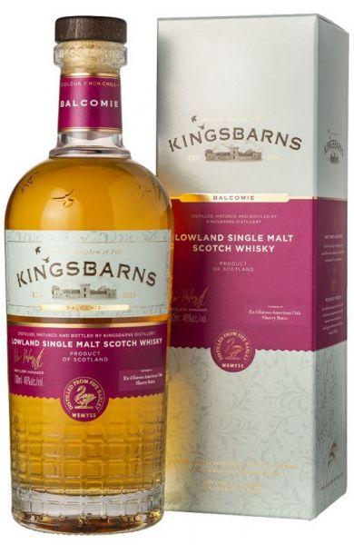 Kingsbarns Balcomie Sherry Casks 46% vol.