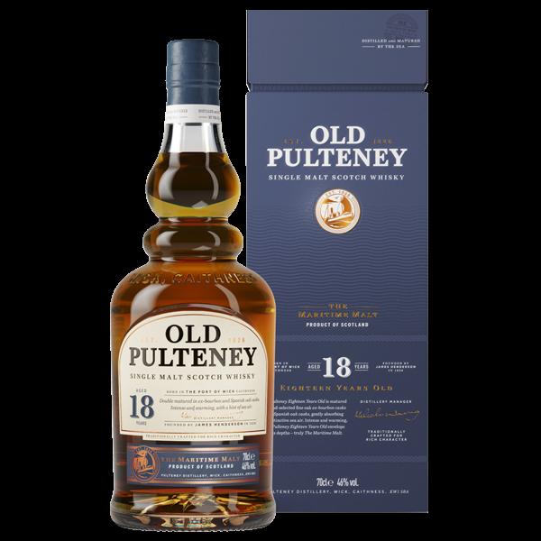 Old Pulteney 18 Jahre
