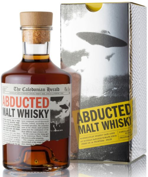 Abducted Malt Whisky Sherry Casks