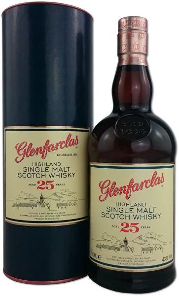 Glenfarclas 25 Jahre