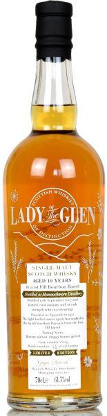 Mannochmore 10 Jahre 2007/2018 Lady of the Glen