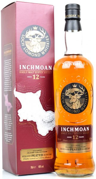 Loch Lomond Inchmoan 12 Jahre